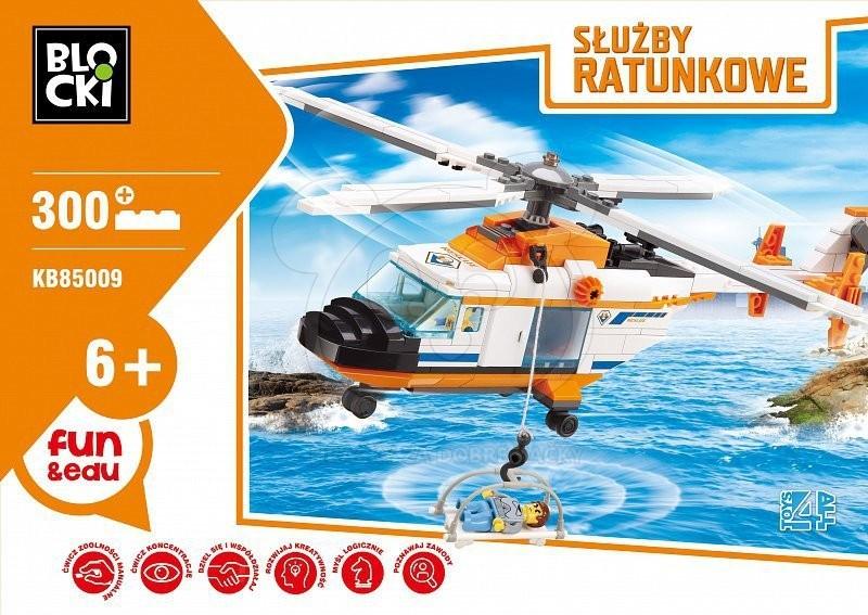 Záchranná helikoptéra, 300 dílů