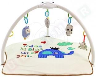 Hrací deka s projektorem Slon