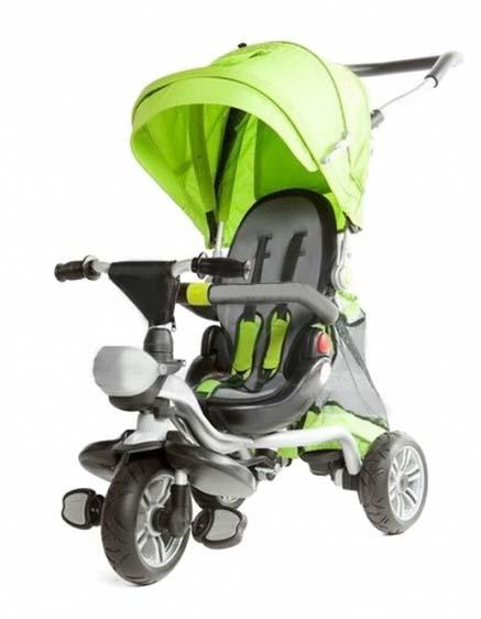 Tříkolka Sport Trike Adventure - zelená