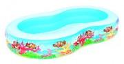 BESTWAY 54118 mořská laguna 262x157x46 cm