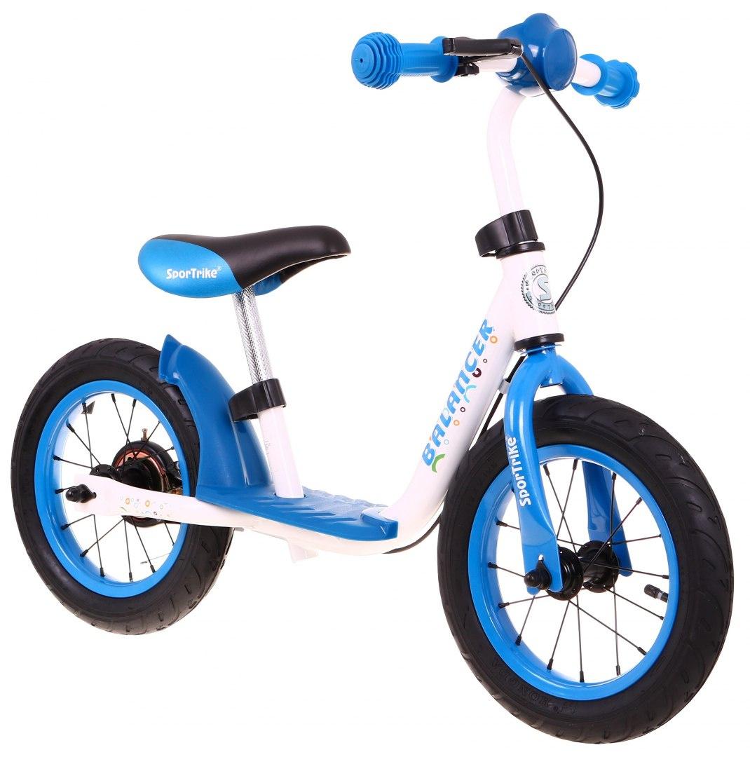 Dětské odrážedlo balancer - modré