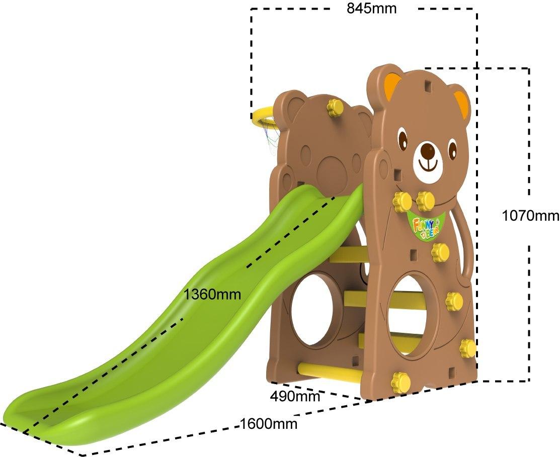 Dětská houpačka 3v1