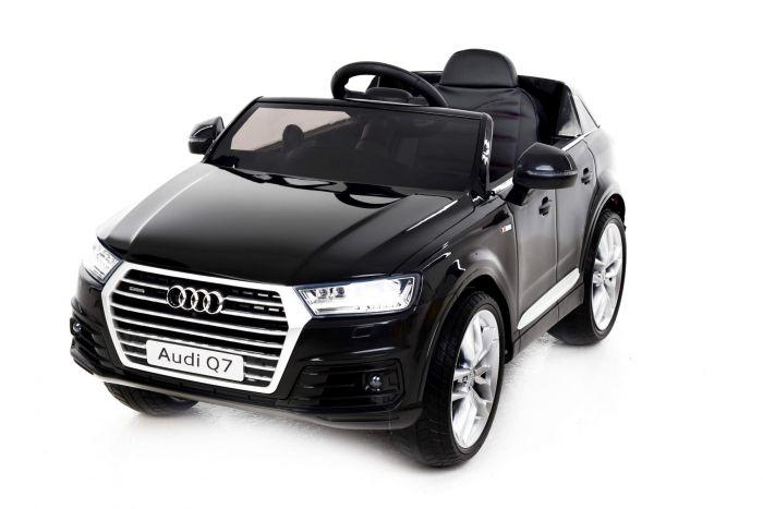 Elektrické autíčko Toyz AUDI Q7 - černé