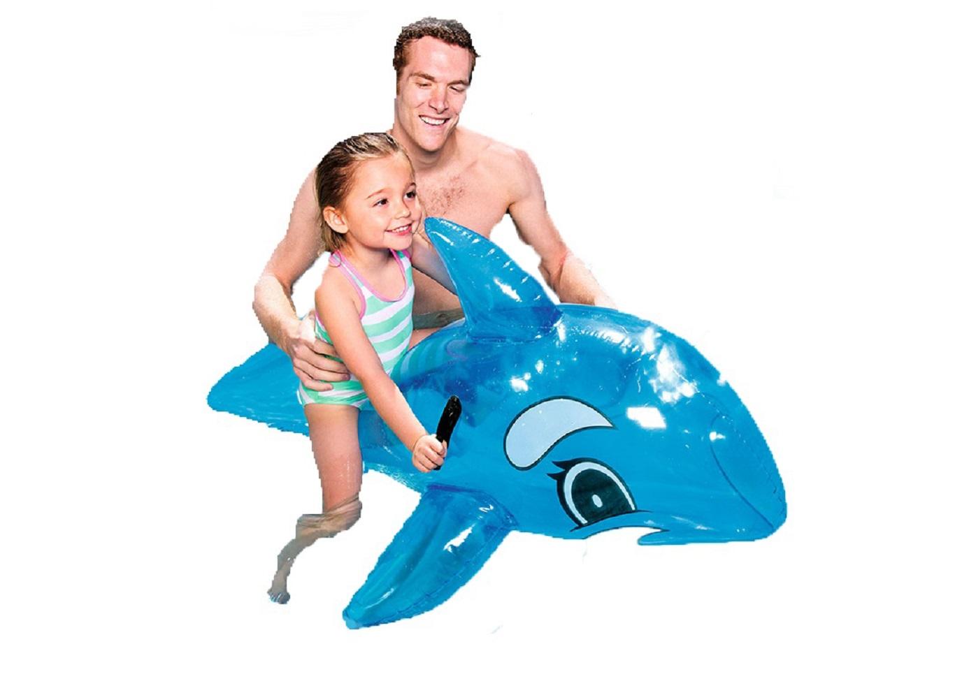 BESTWAY - Nafukovací velryba 118 cm