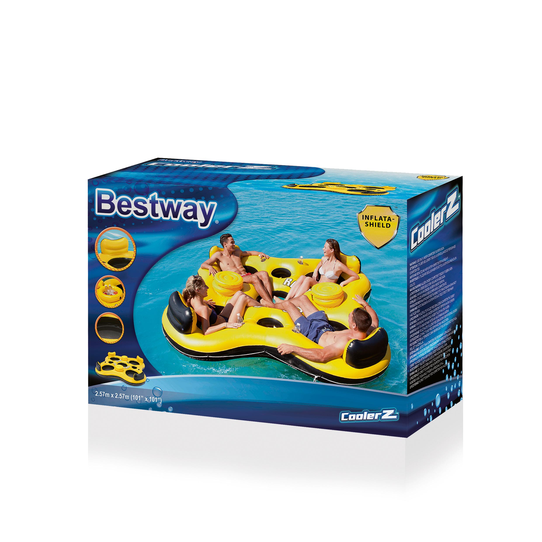 Bestway matrace 43115 257x257 cm