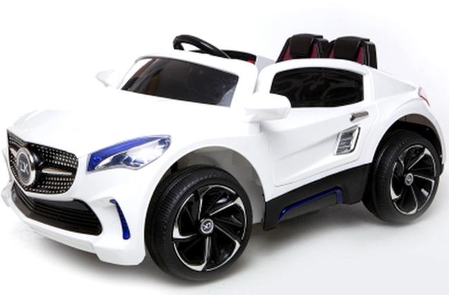 Elektrické autíčko DK-F007 - bílé