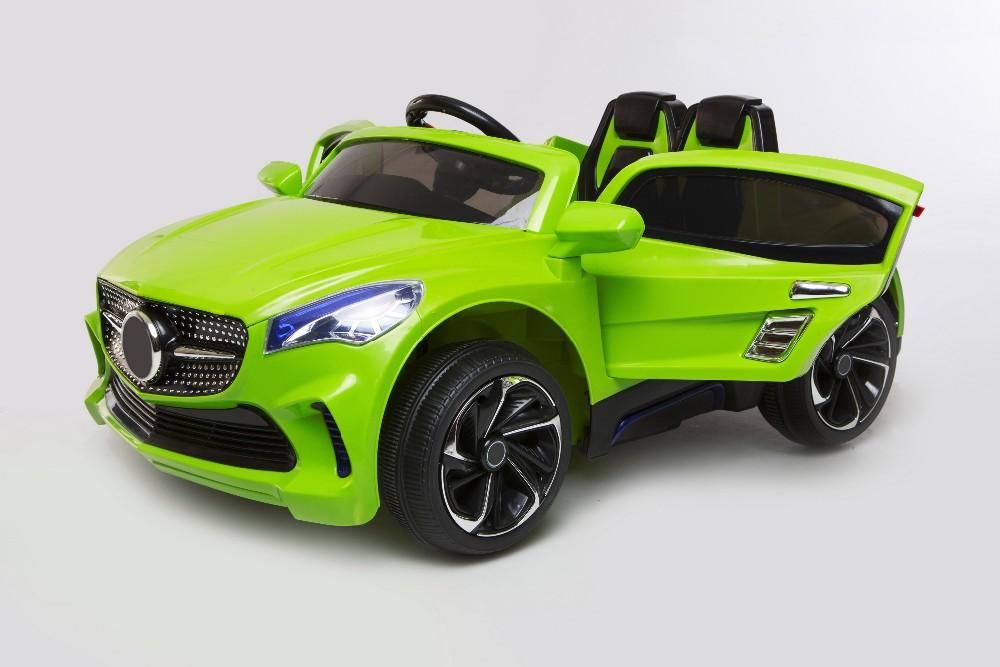 Elektrické autíčko DK-F007 - zelené