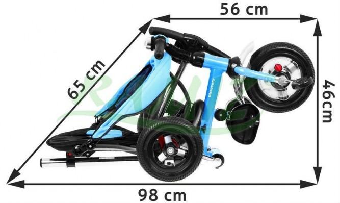 Tříkolka Sport Trike Discovery
