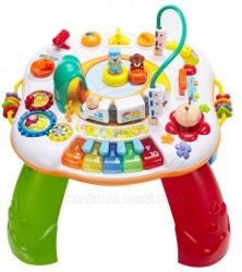 Interaktivní hudební stolek