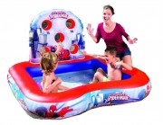 Bazén Bestway Spider-Man s terčem na body 98016