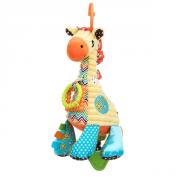 Dumel discovery závěsná žirafa Gina s melodií