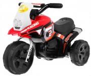 Dětská elektrická motorka Racing Sport, 6V HV318