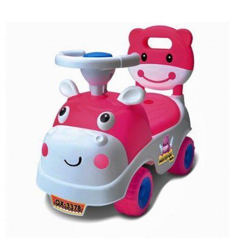 HračkyZaDobréKačky dětské odrážedlo - růžové