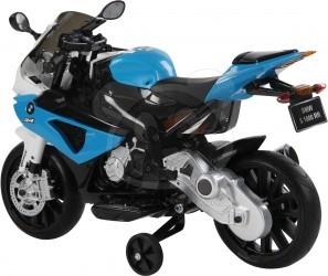 Dětská elektrická motorka BMW S1000 RR