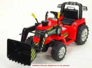 Ramiz dětský elektrický traktor s nakládací lžící 2,4GHz