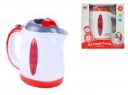 Doris dětská rychlovarná konvice na baterie bílá