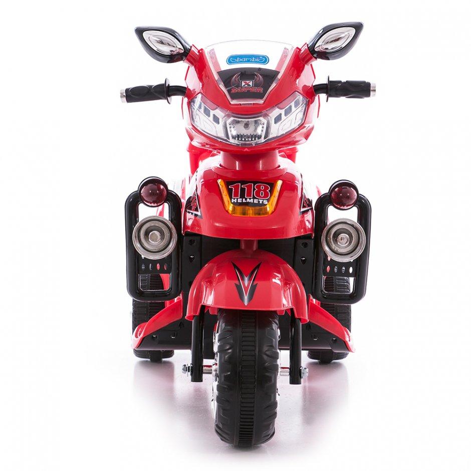 Ramiz Elektrická motorka F 928 6V