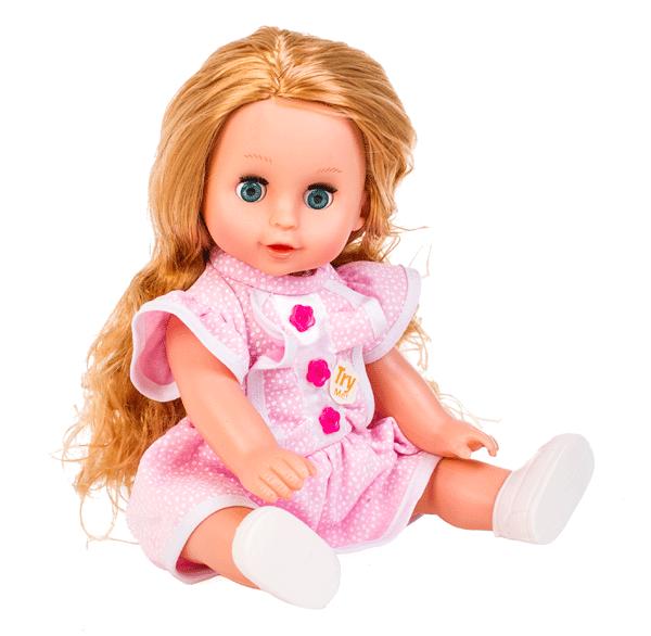Doris panenka 35 cm s oblečením