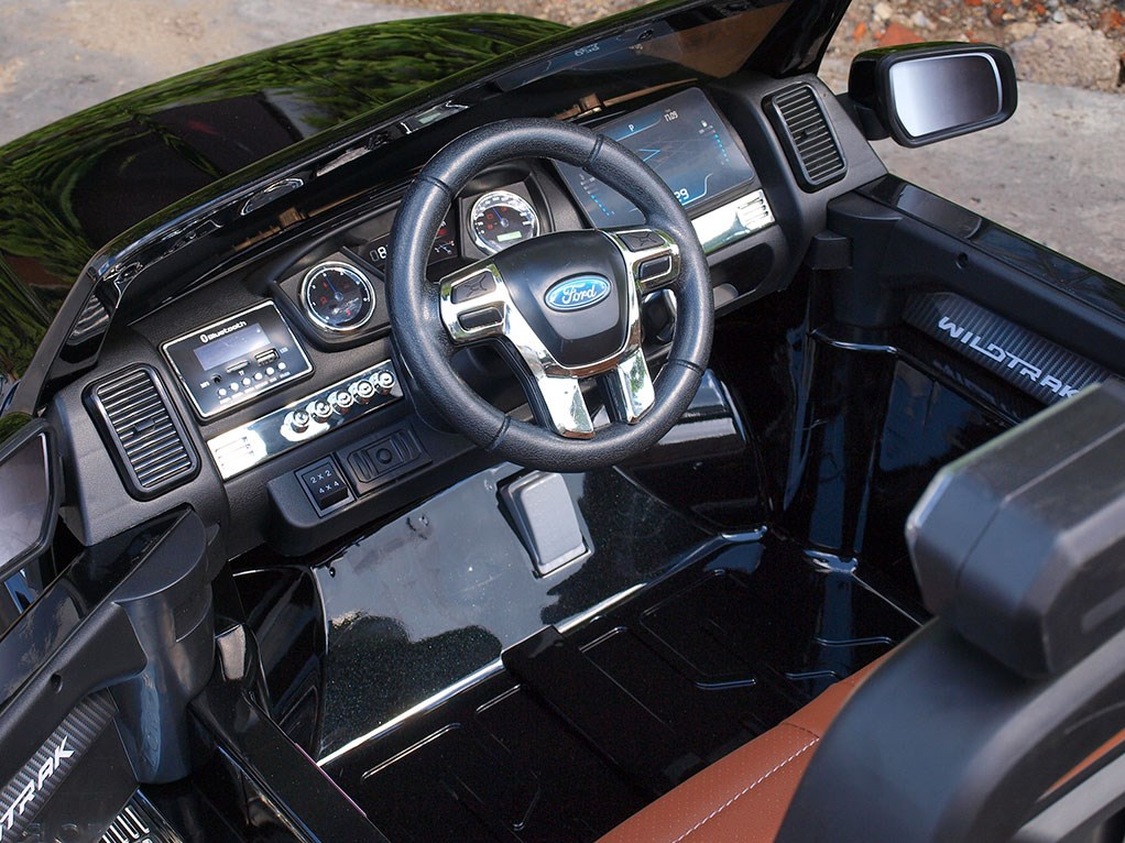 Elektrické autíčko Ford Ranger Wildtrak Luxury 2017