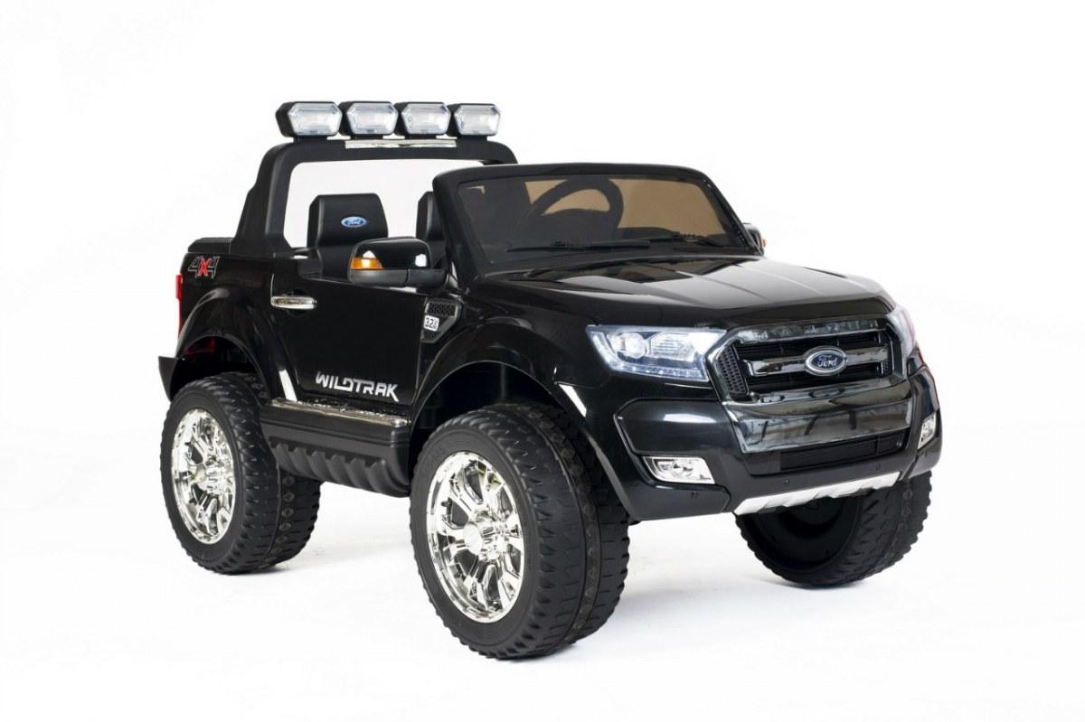Elektrické autíčko Ford Ranger Wildtrak Luxury 2020 - černé