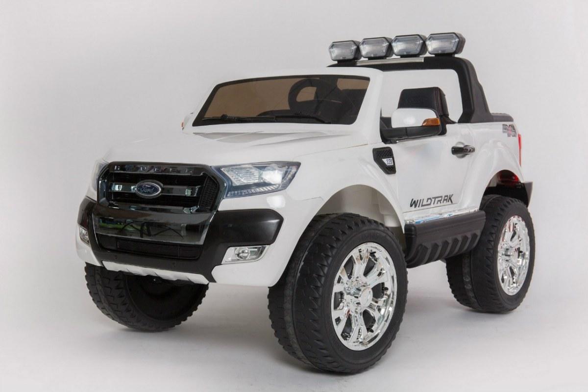Elektrické autíčko Ford Ranger Wildtrak Luxury 2020 - bílé