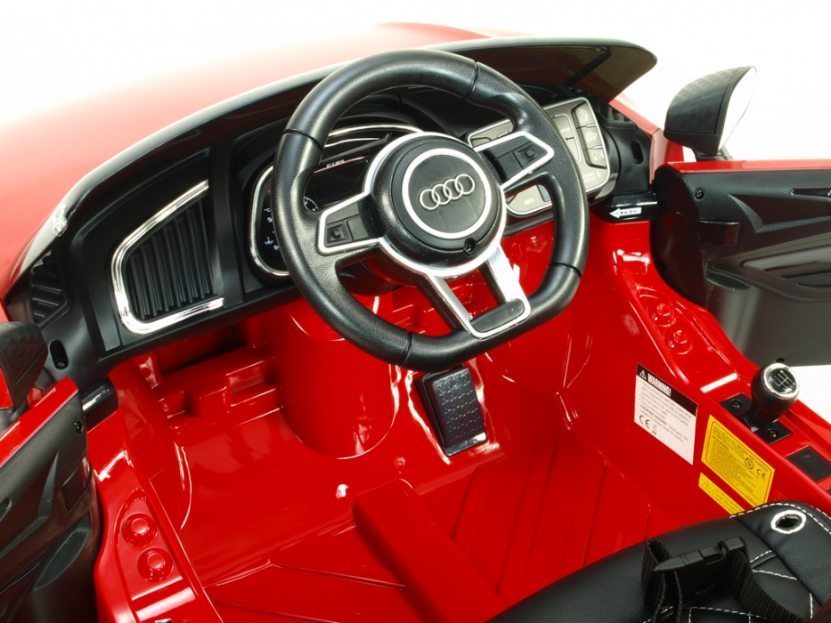 Dětské elektrické autíčko Audi R8 Spyder 2,4Ghz