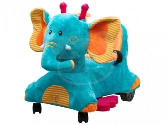 Ramiz Elektrický Plyšový Slon