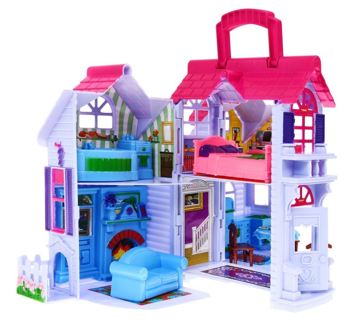 Doris domeček pro panenky Country house