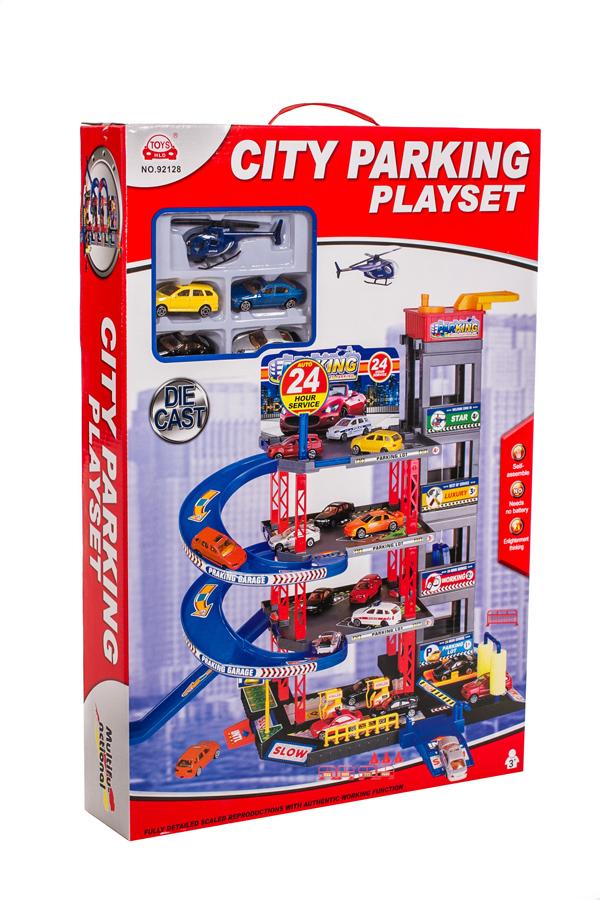 Doris dětská garáž 92128