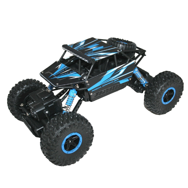 RC auto Rock Crawler 2.4GHz