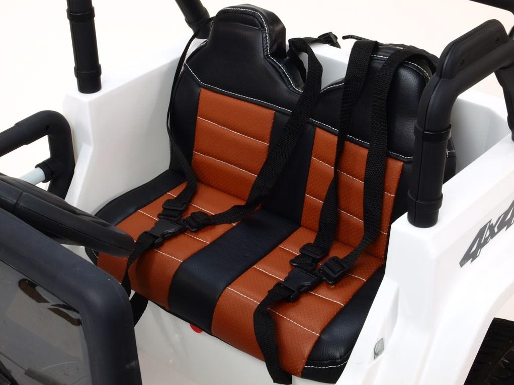 Ramiz elektrické autíčko Wrangler 4x4 s dálkovým 2.4G ovládáním