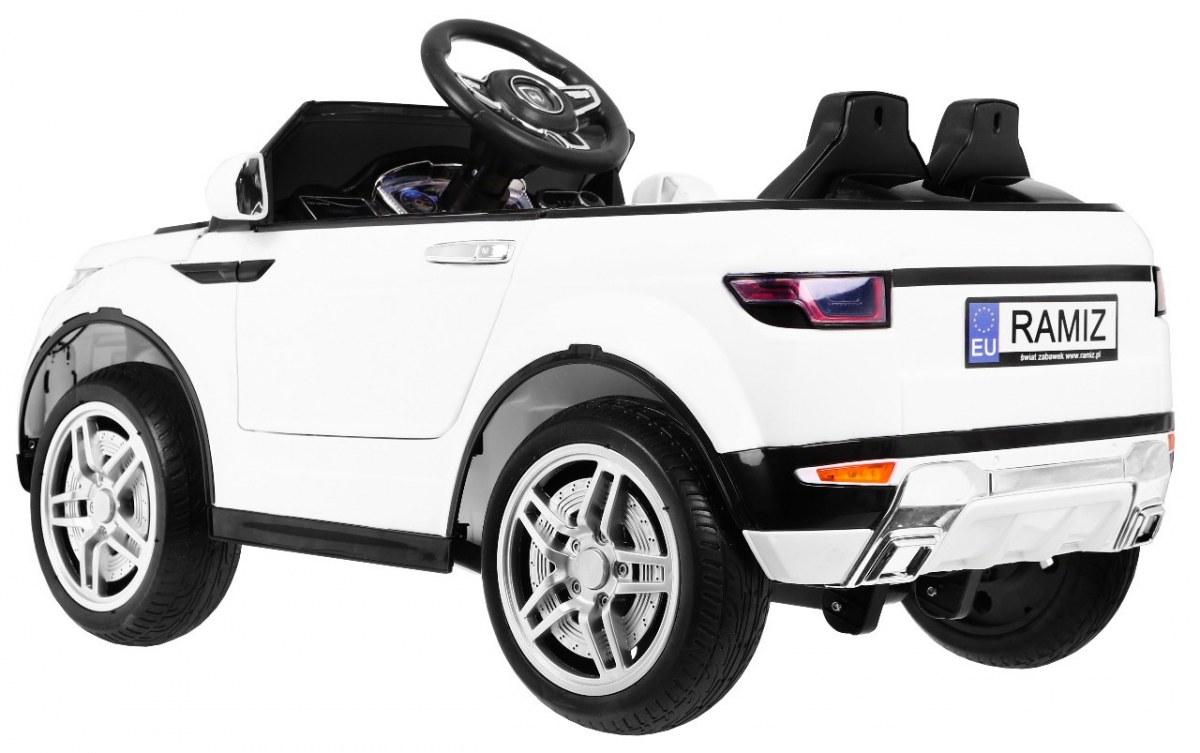 Elektrické autíčko Rapid Racer