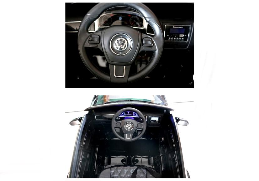 Elektrické autíčko Volkswagen Touareg, LAK