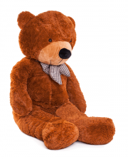 Velký plyšový medvěd 110 cm