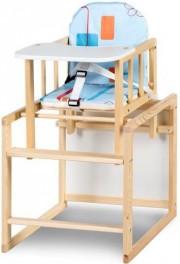 Jídelní židlička Klups Aga