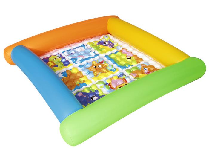 Bestway nafukovací bazének 52240 se 100ks míčků