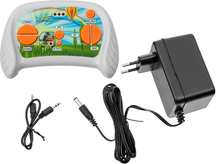 Dětská elektrická bugina 4x4 2.4GHz SuperStar