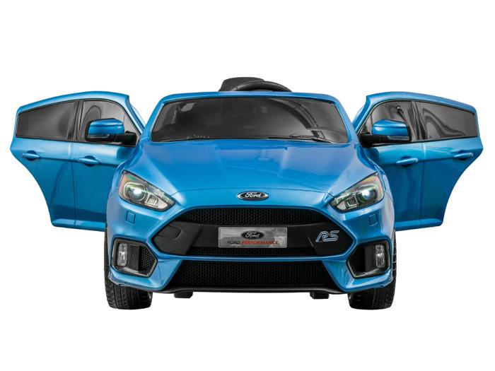 Elektrické autíčko Ford Focus RS