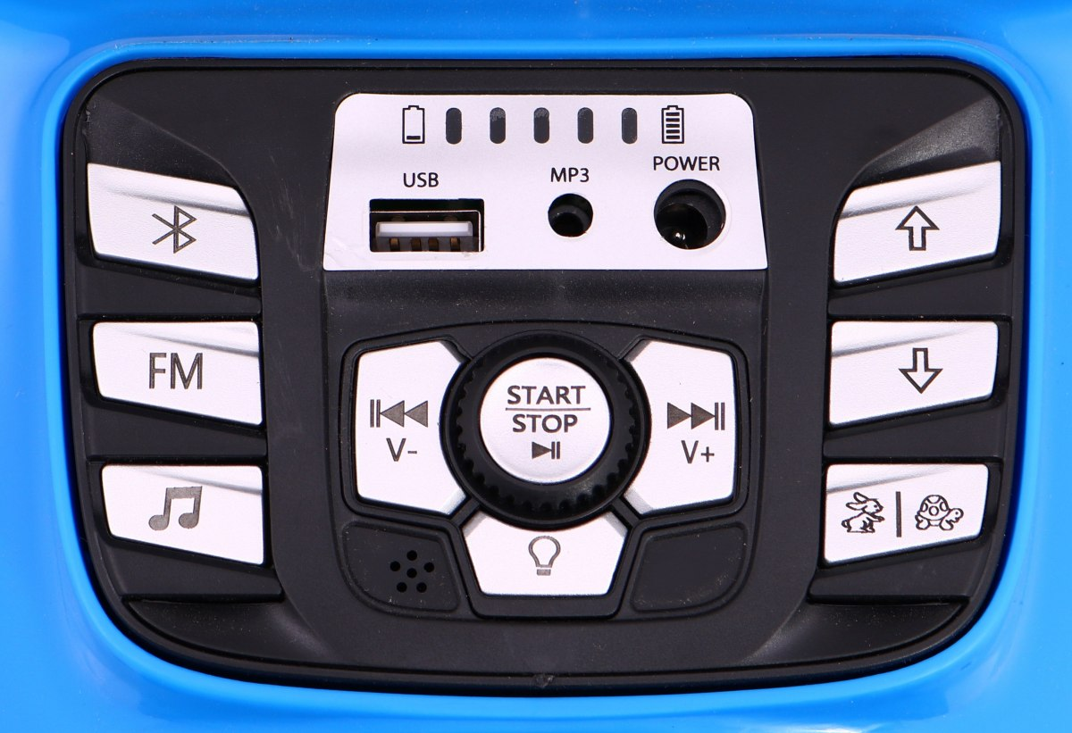 Elektrická čtyřkolka Sport Run 4x4 2.4GHz