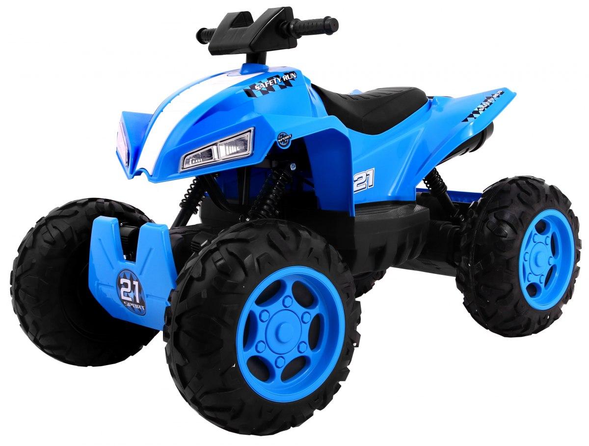 Elektrická čtyřkolka Sport Run 4x4 2.4GHz - modrá