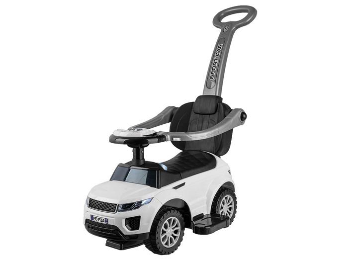 Odrážedlo Land Rover - bílé