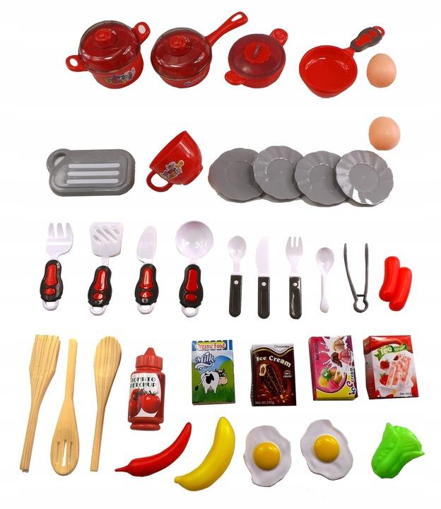 Dětská kuchyňka s lednicí a troubou