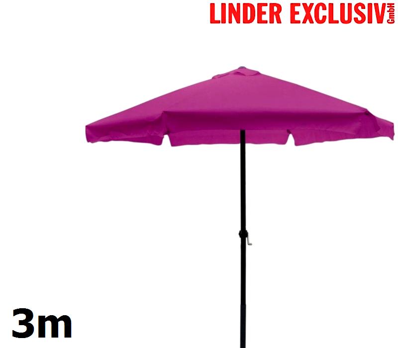 Zahradní slunečník Linder Exclusiv 300 cm