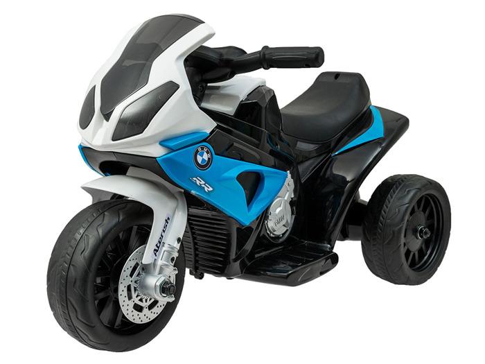 Elektrická motorka BMW S1000 RR