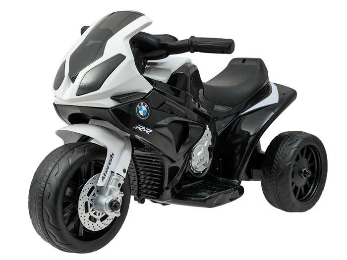 Beneo elektrická motorka BMW S 1000 RR - černá