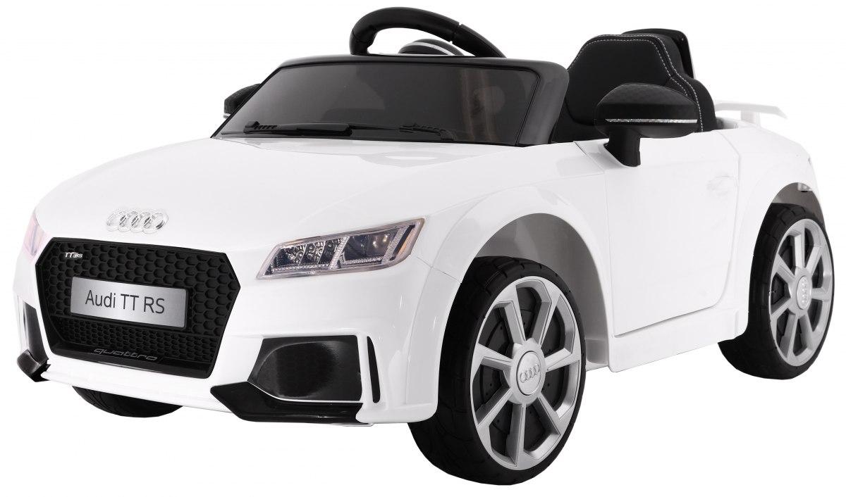 Ramiz Elektrické autíčko Audi TT RS - bílé