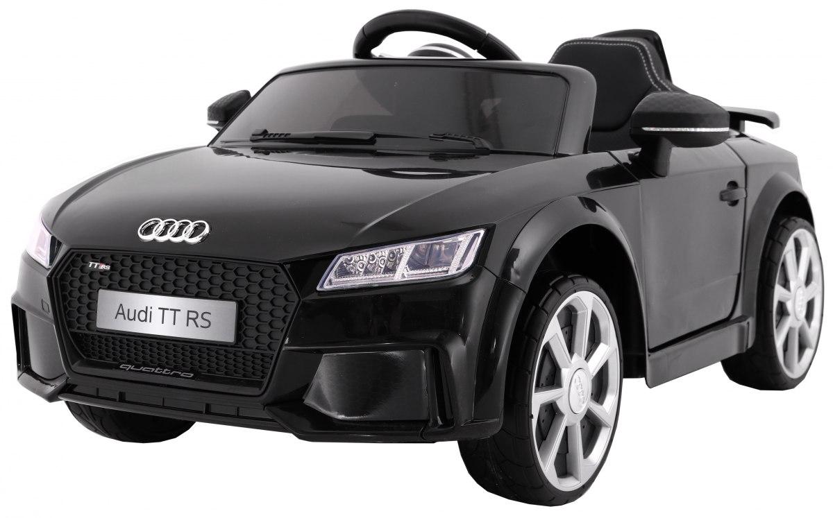 Ramiz Elektrické autíčko Audi TT RS - černé