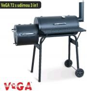 Gril VeGA 72, s udírnou 3v1