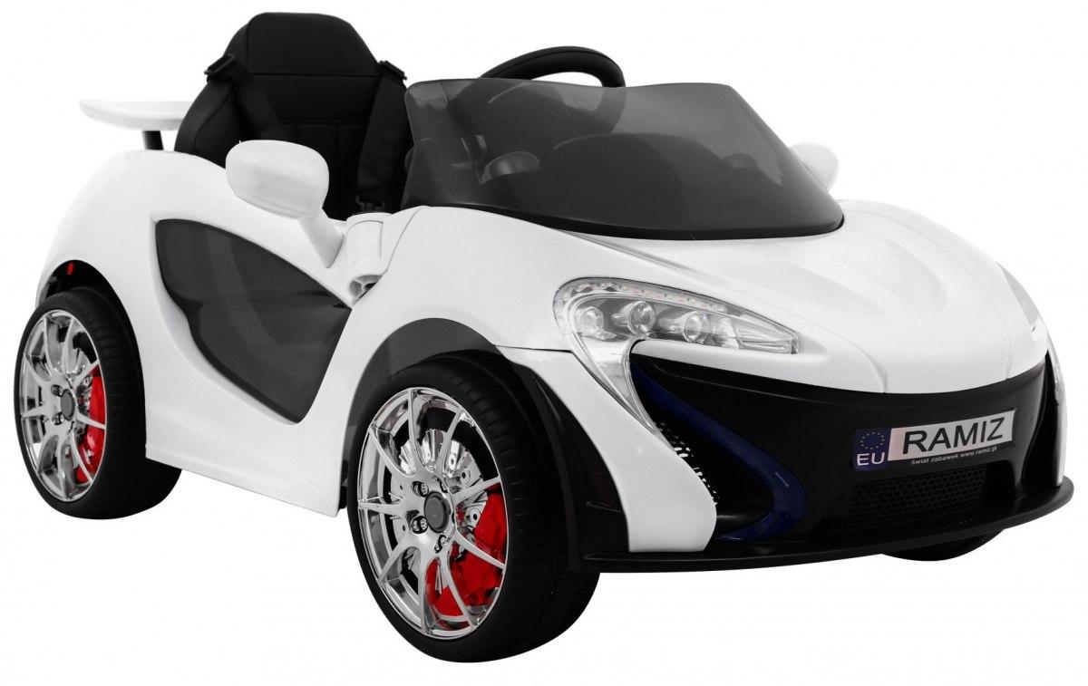 Elektrické autíčko Small Racer