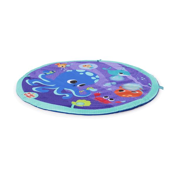 Bright Starts hrací podložka velryba s přístřeškem